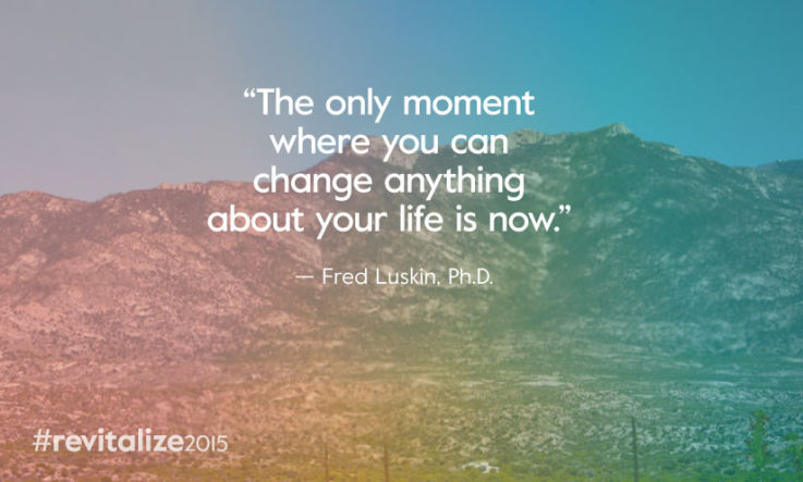 the only moment you can change